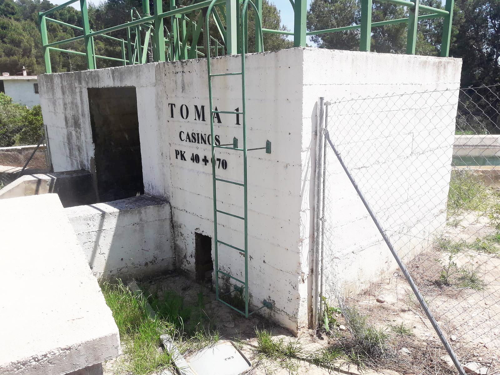 Parte de las instalaciones de la zona. Imagen: Apamcv