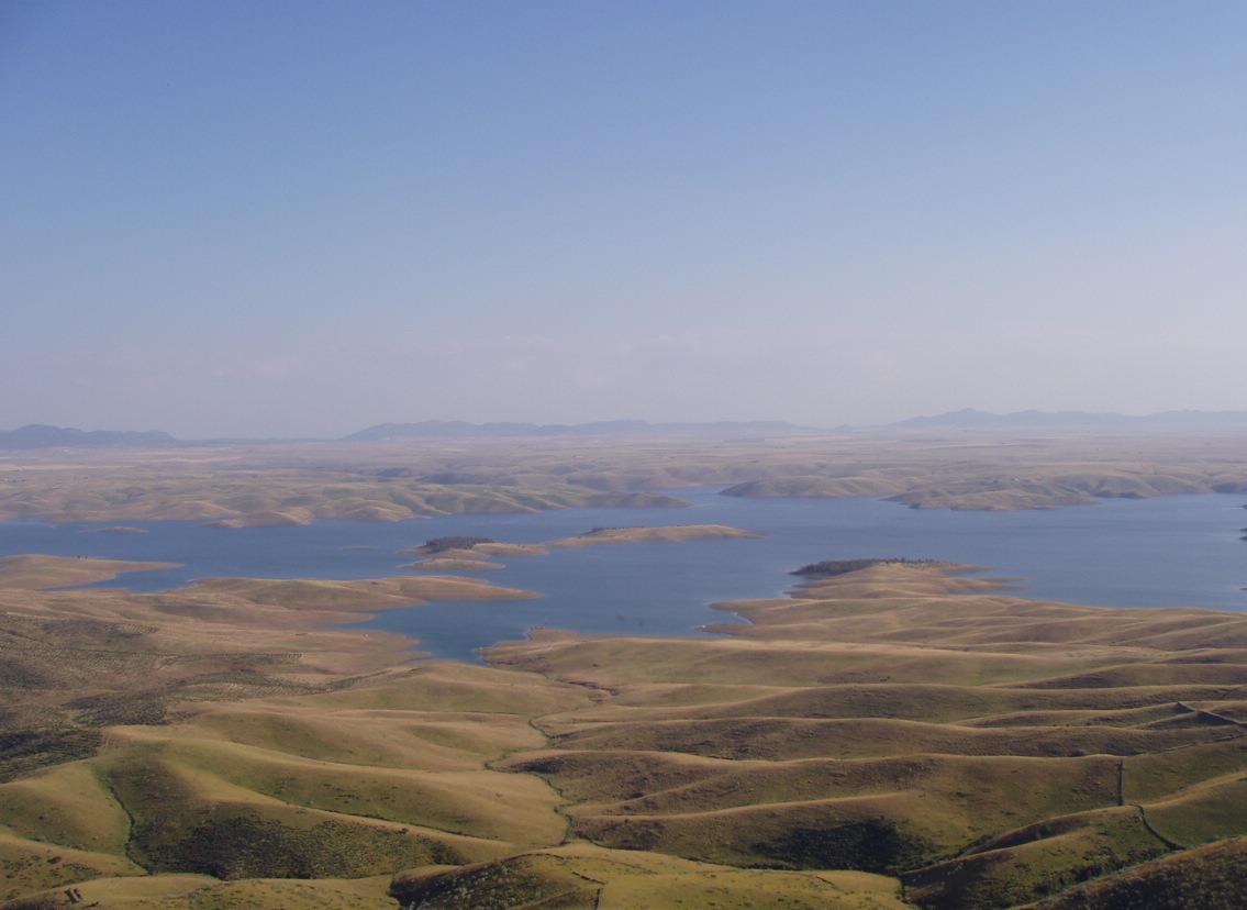 La nueva Reserva de la Biosfera de La Siberia, en Extremadura. Imagen: Miteco