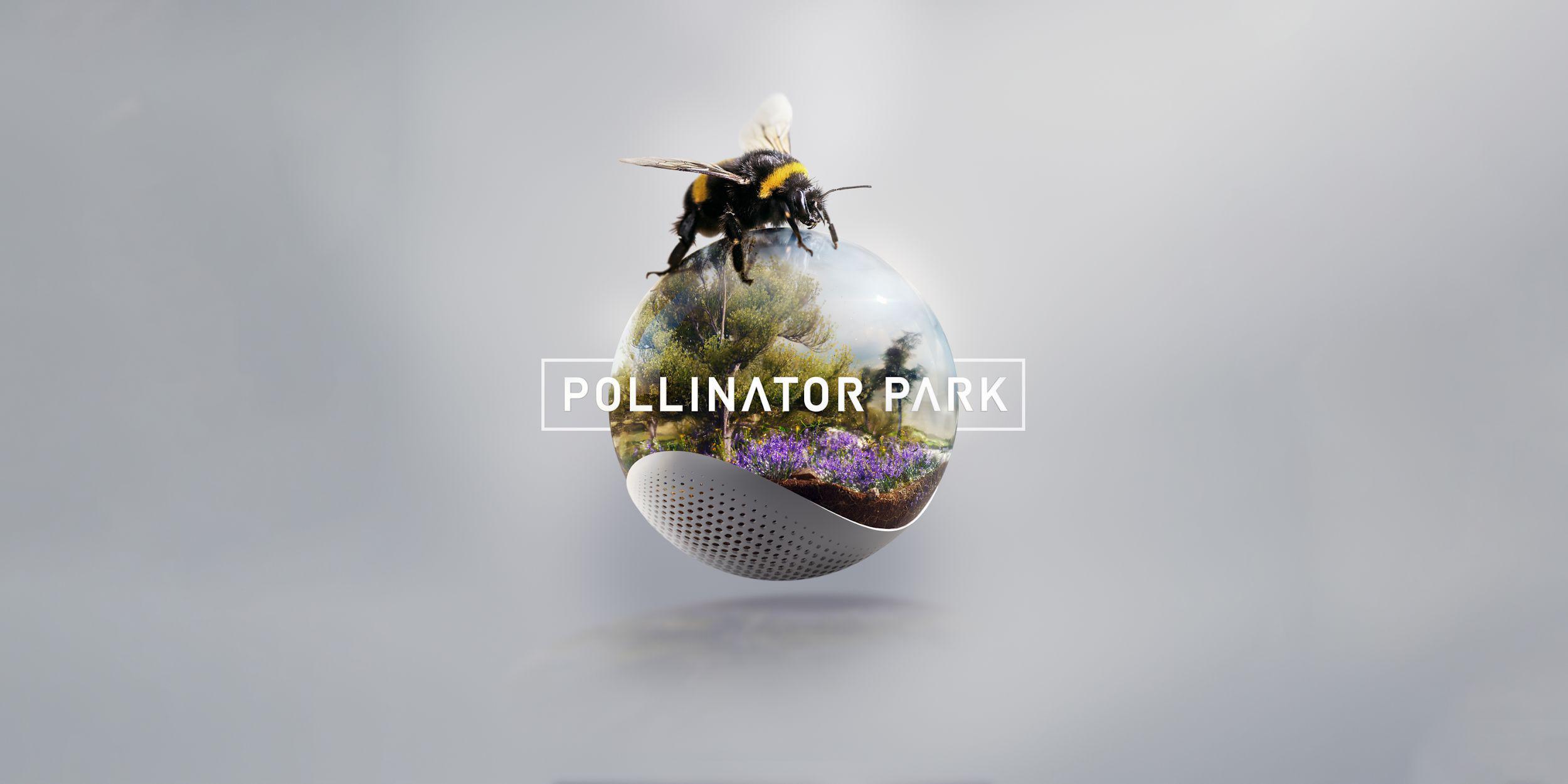 El 'Pollinator Park' es una herramienta virtual disponible para museos e instituciones educativas. Imagen: Miteco