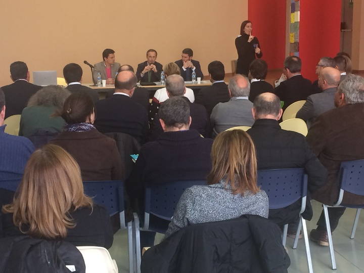Reunión del Comité de participación social del Mar Menor. Imagen. CARM
