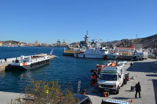 Imagen: Autoridad Portuaria de Cartagena