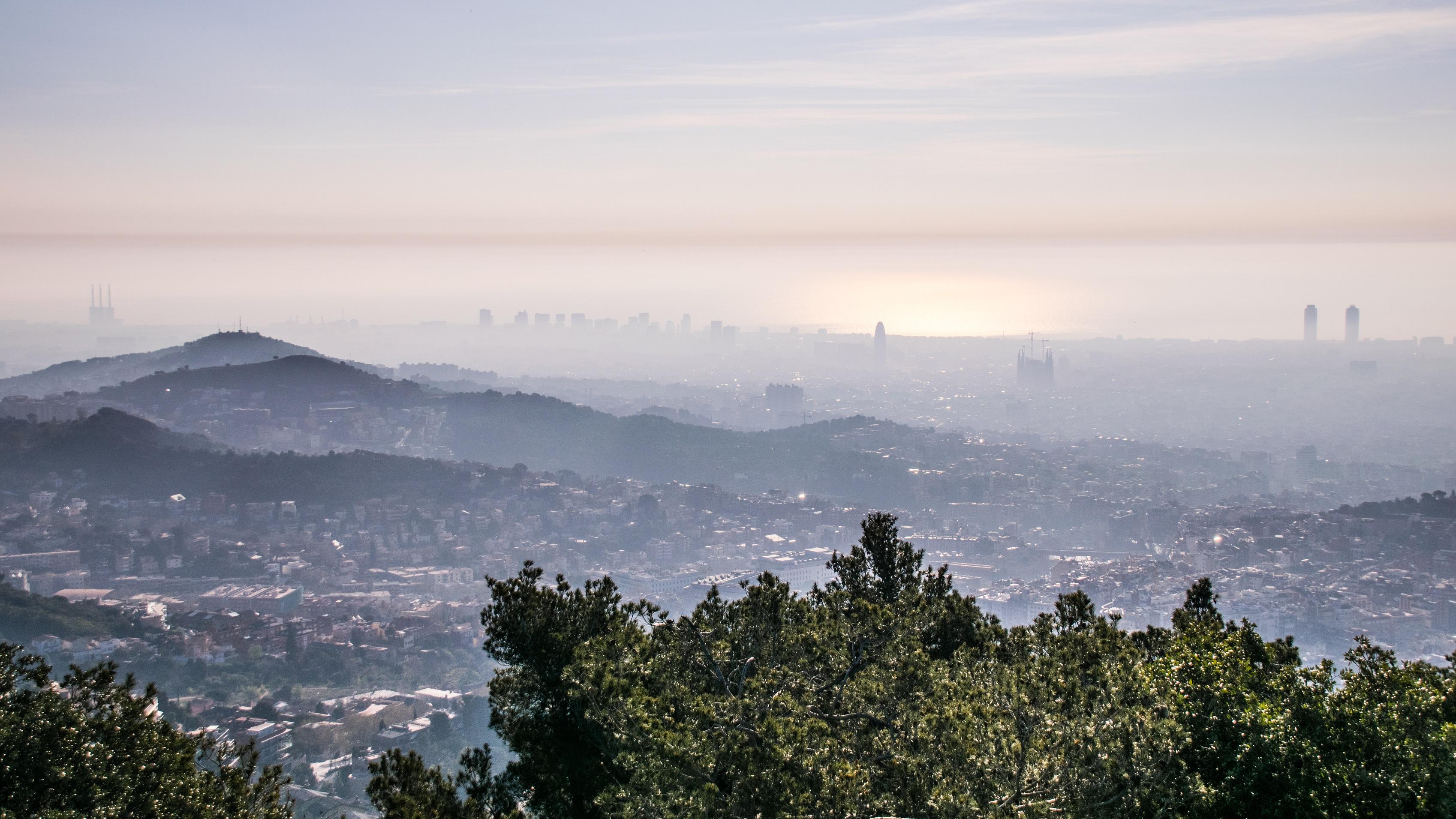 Se estima que en el futuro habrá pérdidas de ozono hasta un 70% mayores que ahora, lo que beneficiará a la calidad del aire. Imagen:  Alfons Puertas / Observatorio Fabra / CSIC
