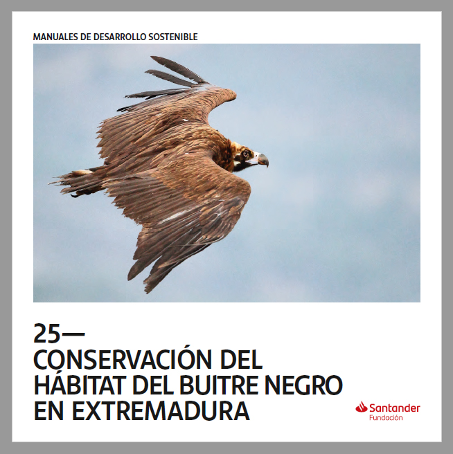 Portada de la publicación, con fotografía de Ángel Sánchez