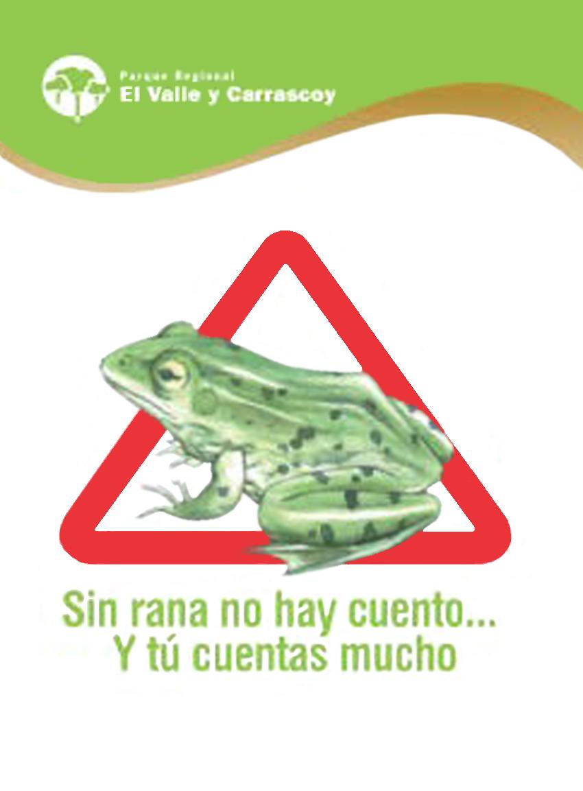 Campaña de sensibilización para la conservación de anfibios en el PR El Valle y Carrascoy, titulada 'Sin rana no hay cuento... y tú cuentas mucho'