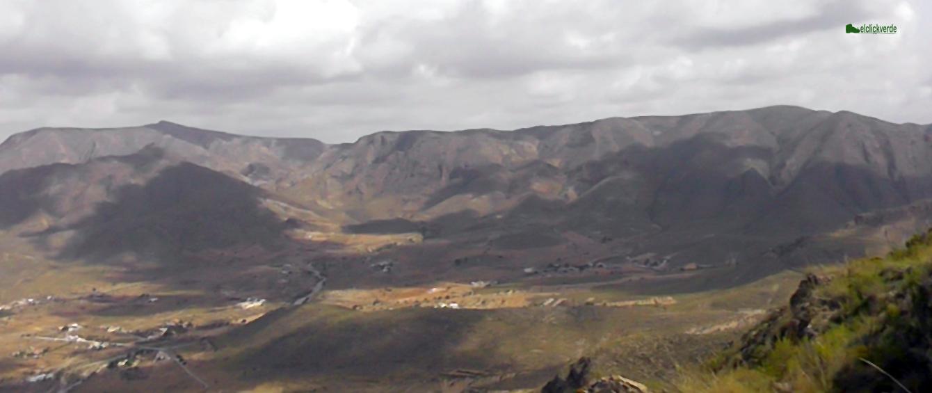 Imagen de la zona en la que está enclavado el antiguo acuartelamiento