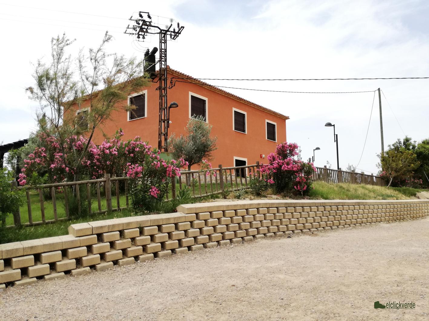 Centro de visitantes de La Contraparada