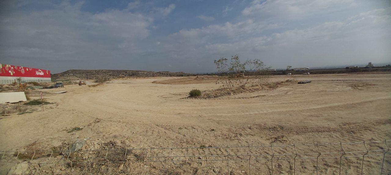 Roturaciones que están produciéndose actualmente en la zona. Imagen: Ecologistas en Acción