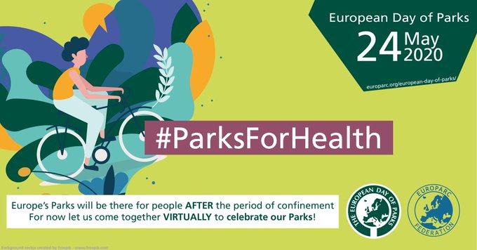 Día Europeo de los Parques 2020, Europarc