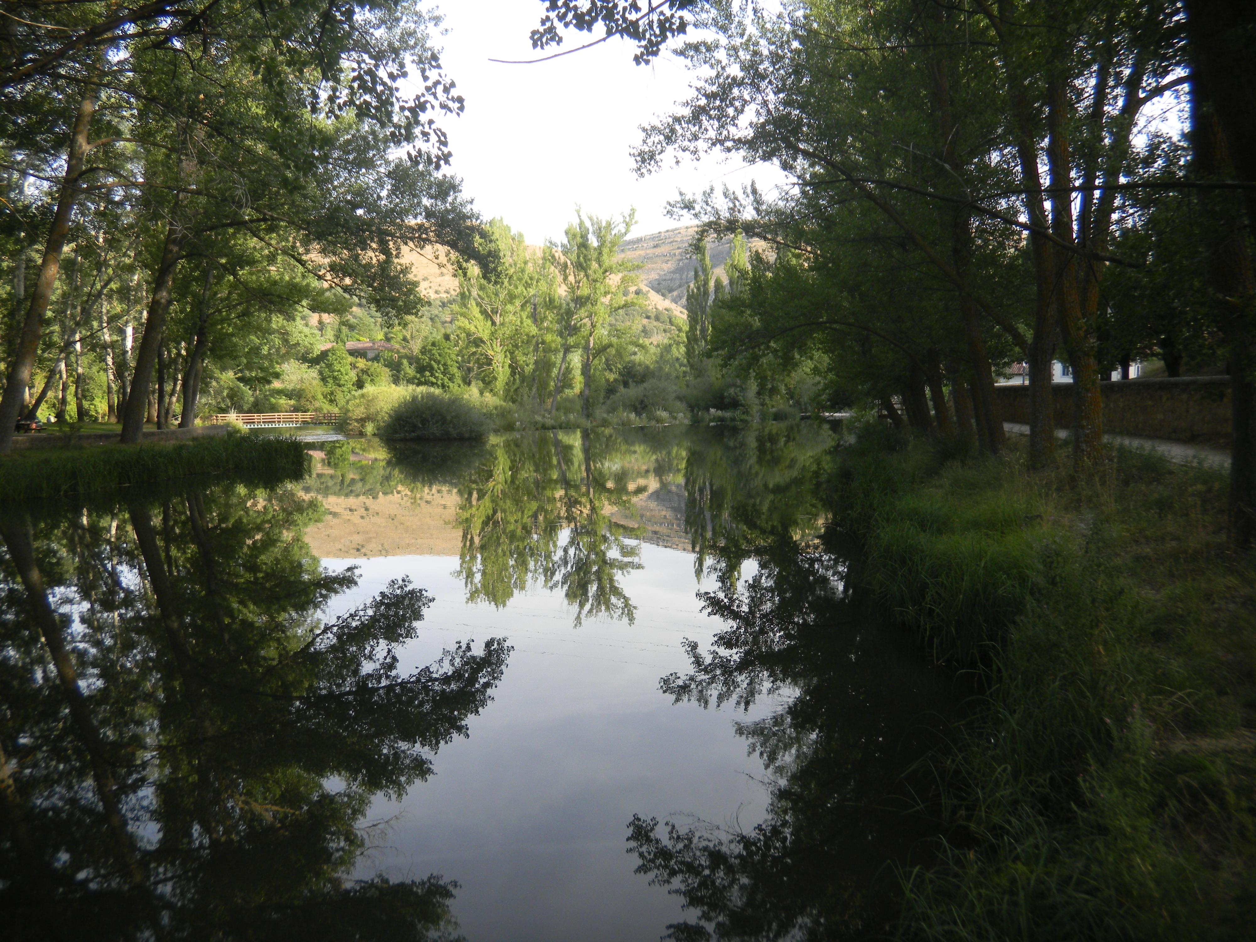 El  Duero en las orillas de Soria