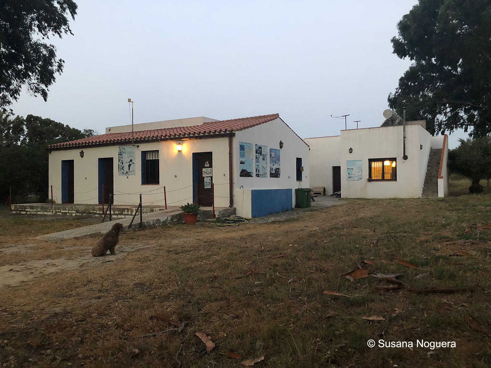 La Estación Ornitológica de Doñana. Imagen: Susana Noguera