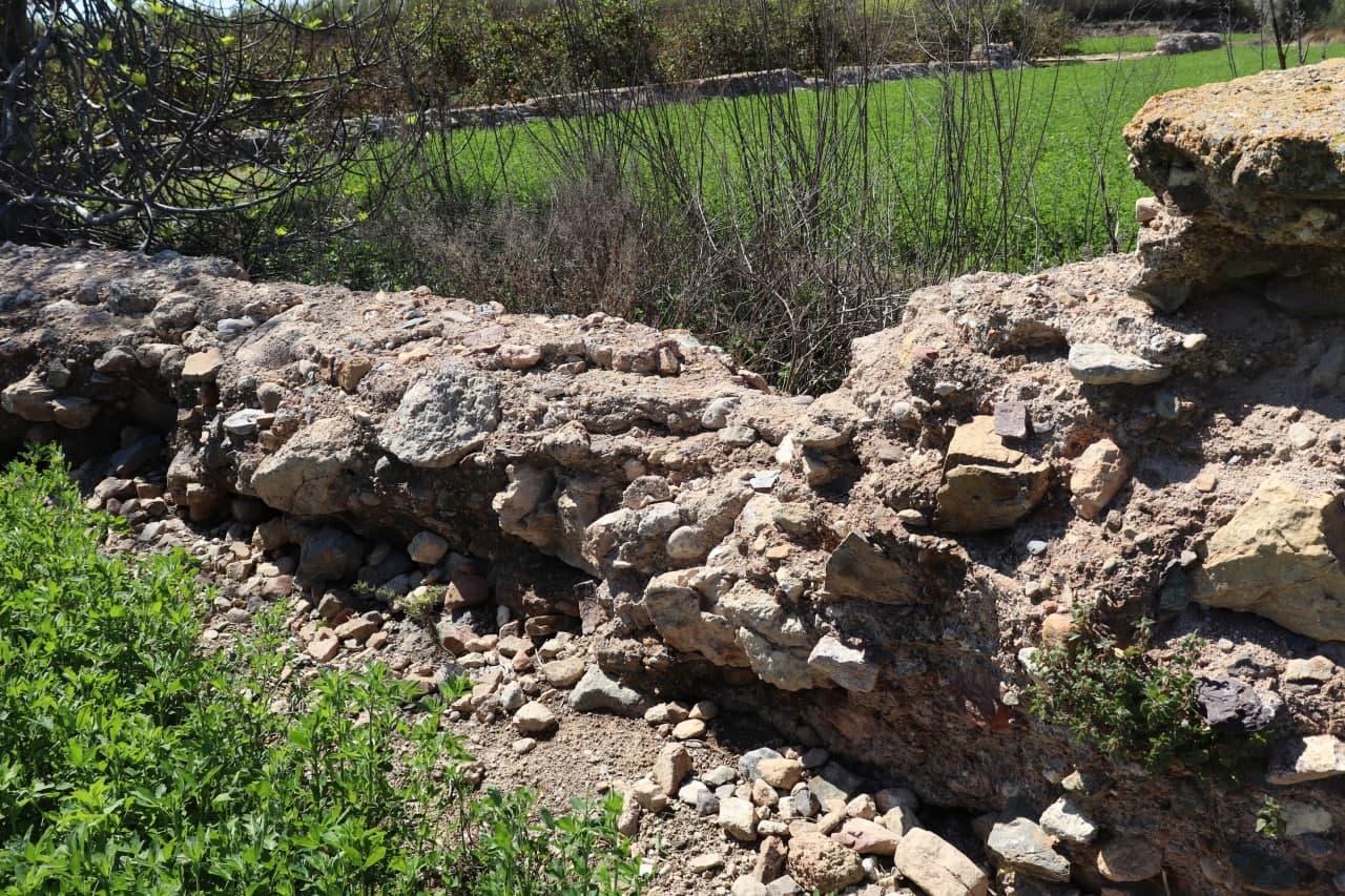 """La asociación ha detectado """"una enorme cantidad de desperfectos"""" en esta infraestructura. Imagen: Huermur"""