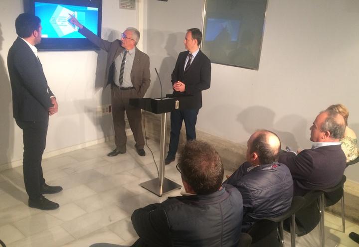 Presentación de la 'Estrategia de Gestión Integrada de Zonas Costeras del Sistema Socio-Ecológico del Mar Menor y su entorno' . Imagen: CARM