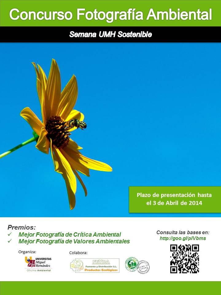 Concurso Foto Ambiental UMH