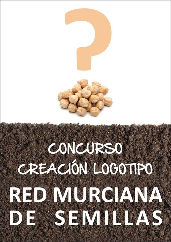 Concurso Logotipo de la Red Murciana de Semillas.