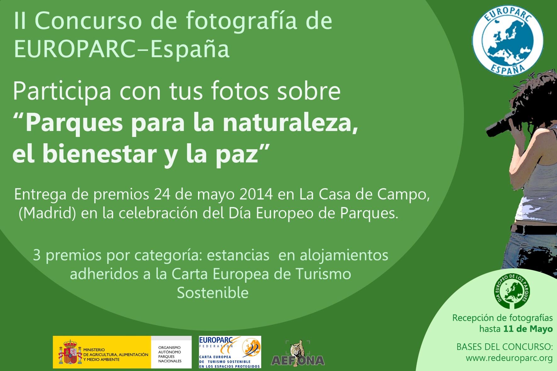 Concurso de Fotografía Europarc
