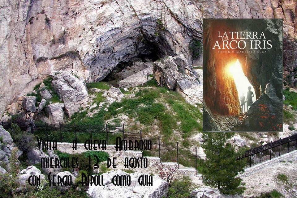 Visita a la cueva Ambrodio