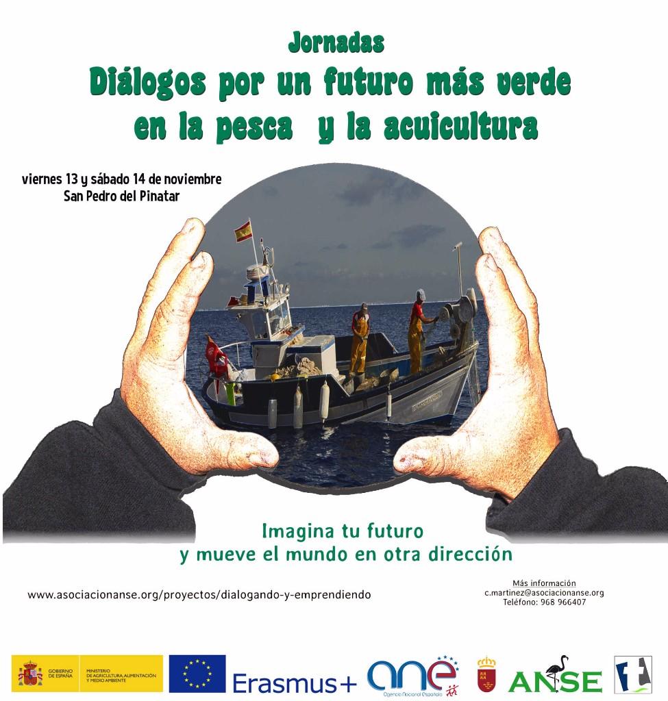 Jornadas 'Diálogos por un futuro más verde en la pesca y la acuicultura'
