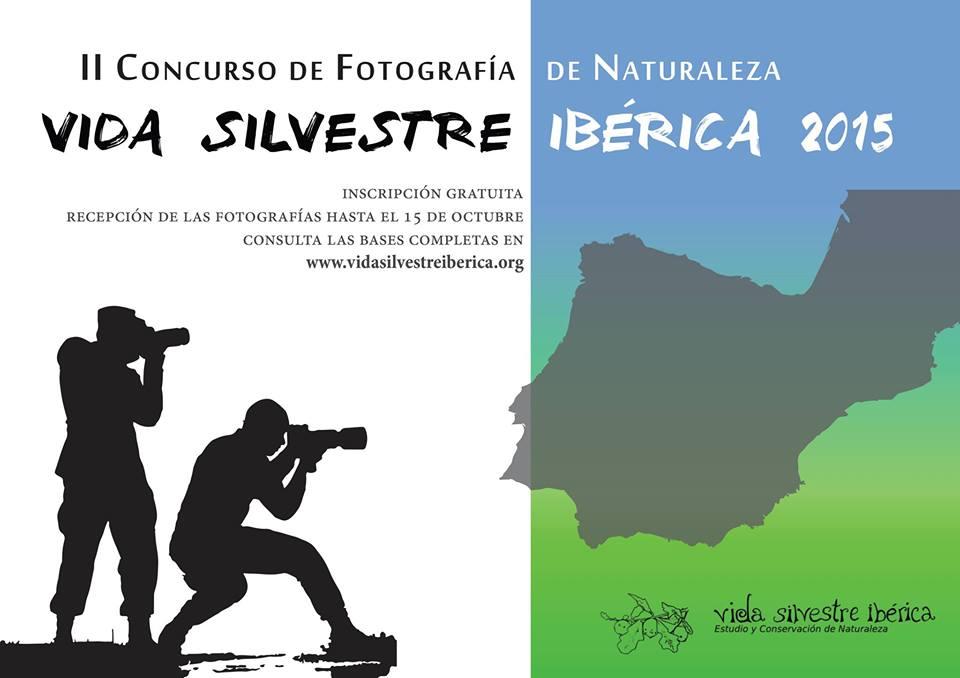 II Concurso de Fotografía de Naturaleza de Vida Silvestre Ibérica