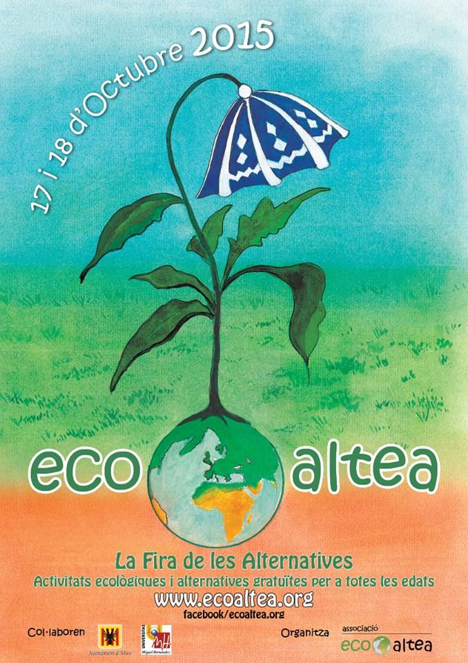 Ecoaltea 2015 Cartel