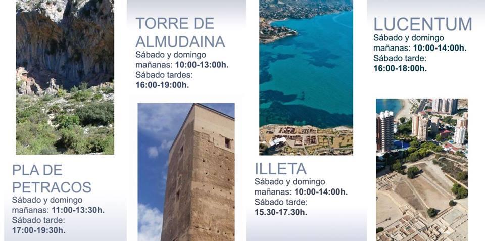 Puertas Abiertas del Museo Arqueológico de Alicante