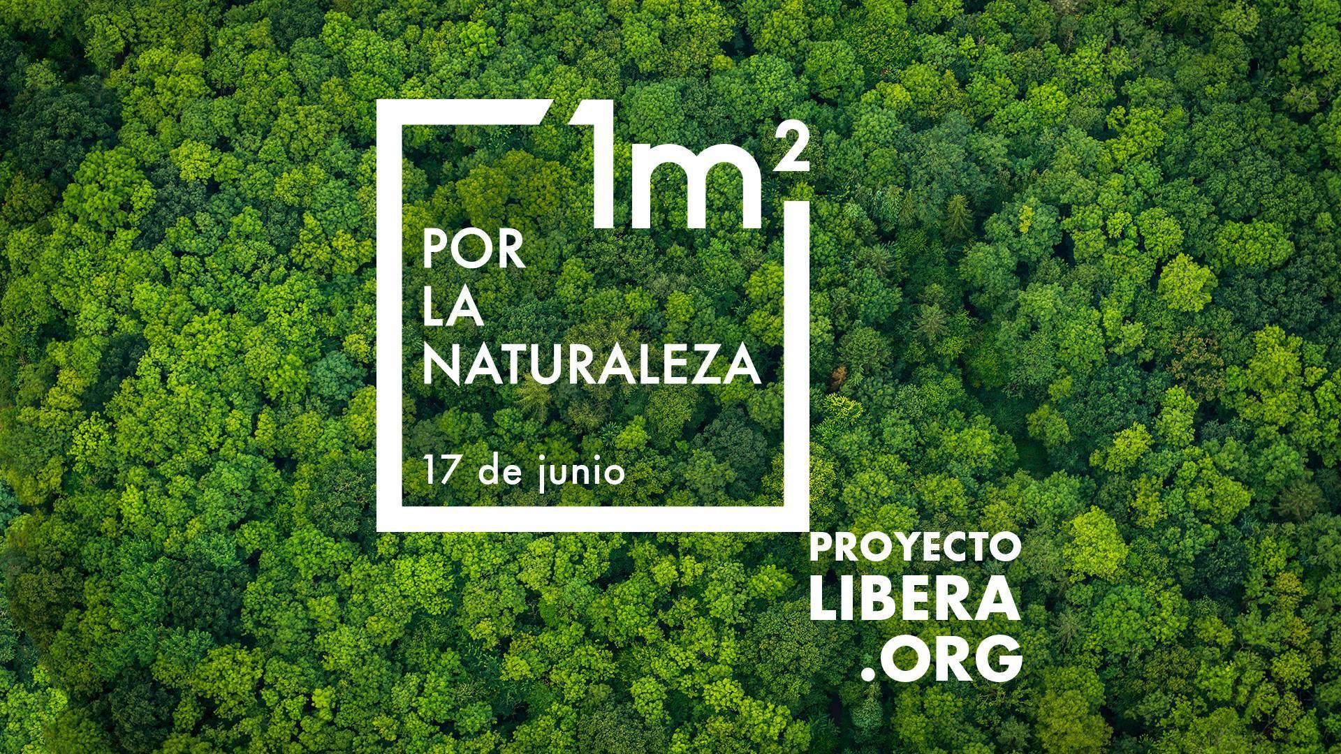 1m2 por Naturaleza, con Región de Murcia Limpia