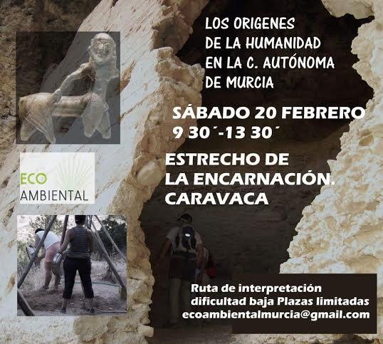 Visita al Estrecho de la Encarnación con EcoAmbiental.