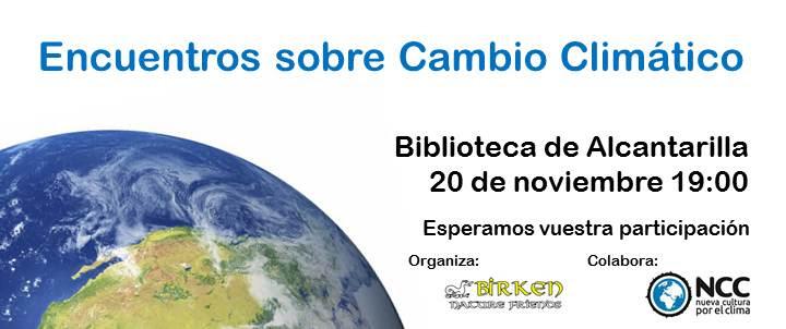 Encuentros sobre cambio climático de la Región de Murcia