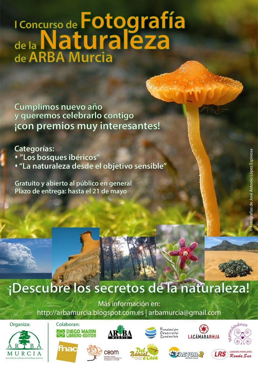 Concurso de Fotografía de la Naturaleza con ARBA
