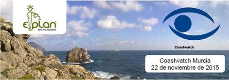 Ruta Coastwatch de Vigilancia del Litoral Portman - El Ggorguel - Amoladeras con EPlan