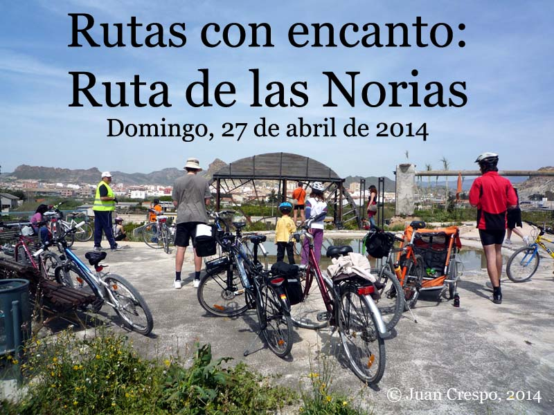 Ruta ciclista con Murcia En Bici