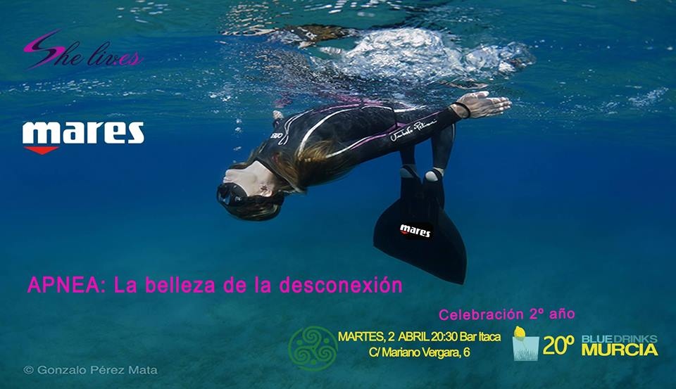 20º Encuentro Blue Drinks Murcia