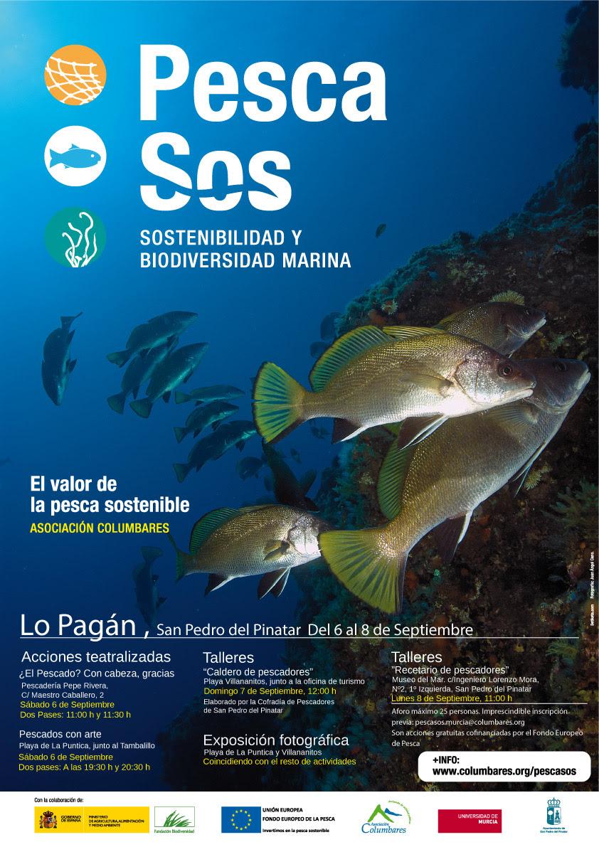Acciones de PescaSos en San Pedro del Pinatar