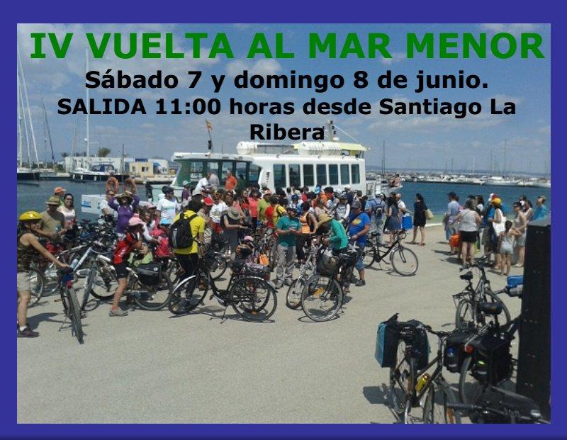 Vuelta al Mar Menor en Bici, 1