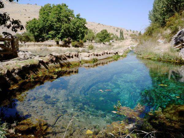 Salida al Parque NAtural de la Sierra de Cazorla, Segura y Las Villas
