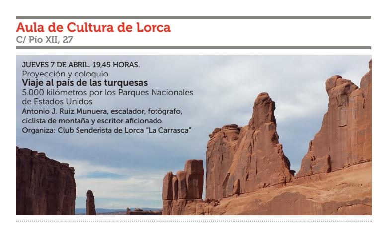 Viaje al país de las turquesas, con la Fundación Cajamurcia