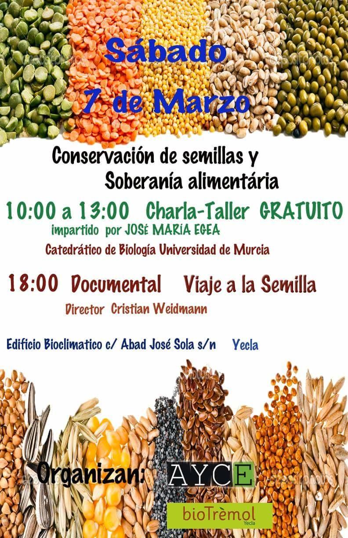 Conservación de Semillas y Soberanía Alimentaria