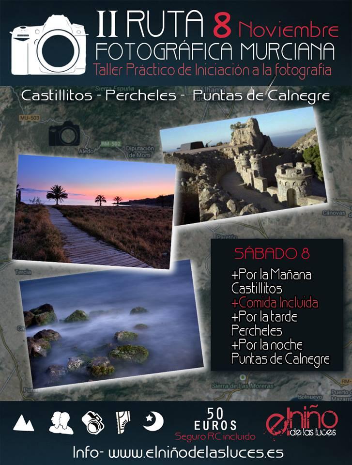 II Ruta Fotográfica Murciana