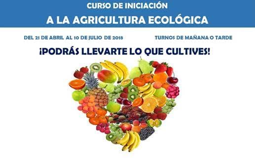Curso de Iniciación a la Agricultura ecológica, con la UMH