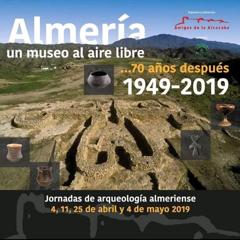 Jornadas de Arqueología Almeriense, con Amigos de la Alcazaba