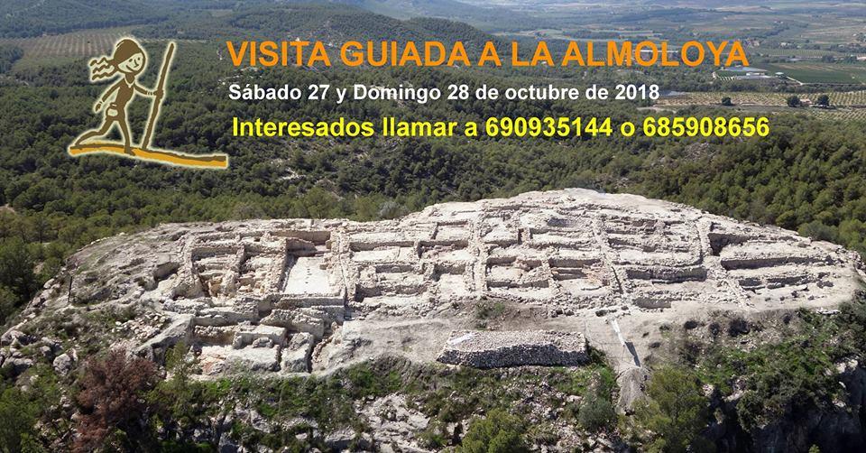 Visita guiada a La Almoloya, con ASBA