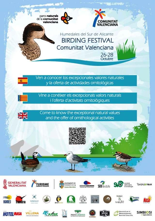 Birding Festival Humedales del Sur de Alicante