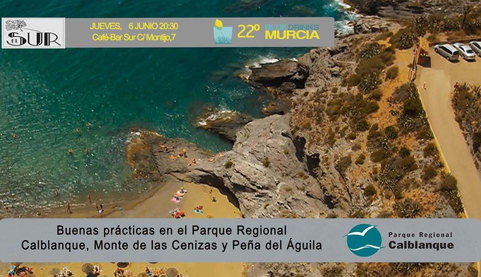 'Buenas prácticas en el PR de Calblanque', con Blue Drinks Murcia