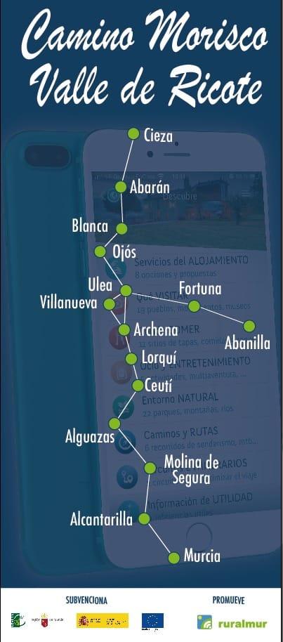Presentación del Camino Morisco del Valle de Ricote, con Ruralmur