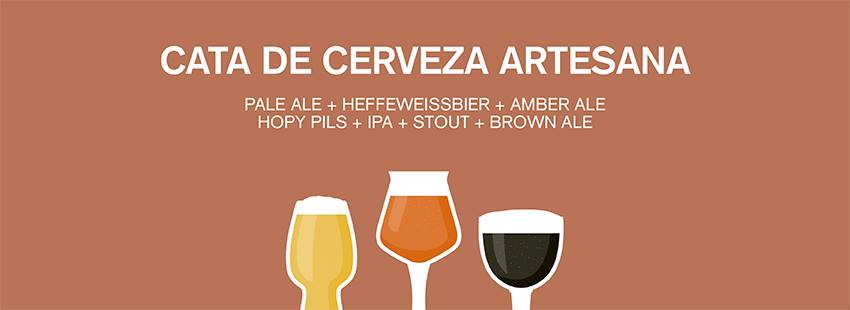 Cata de Cerveza Artesana, con Tejemaneje