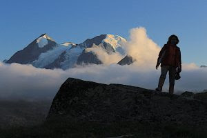 Charla sobre un viaje por los Alpes, con ANSE