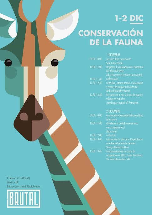 Jornada sobre Conservación de Fauna