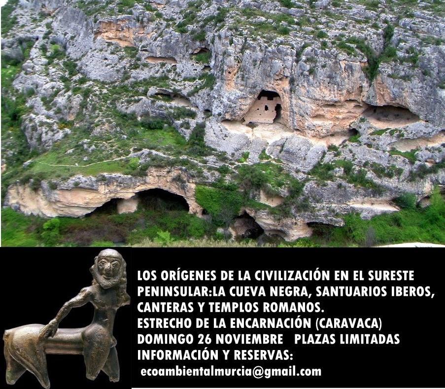 'Los orígenes de la civilización en el Sureste', con Ecoambiental