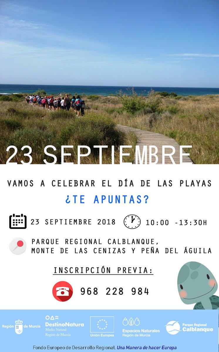 Día de las Playas, con la CARM