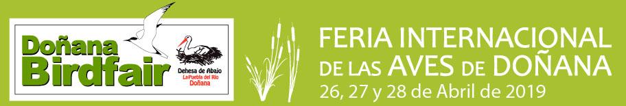 Logotipo de Doñana Birdfair