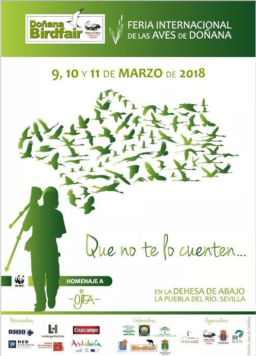 Doñana BirdFair 2018